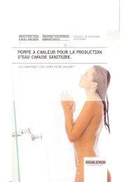 Pompe a chaleur eau chaude sanitaire - Noccela