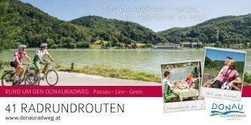 41 RadRundRouten - Donauradweg