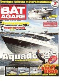 Vi Båtägare testar Aquador 35 C