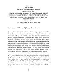 UPM press.pdf - Kementerian Kerja Raya Malaysia
