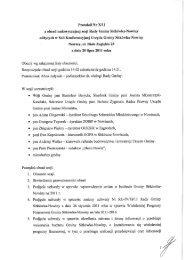 Protokół Nr X/11 z dnia 20 lipca 2011 roku - BIP Gminy Sitkówka ...