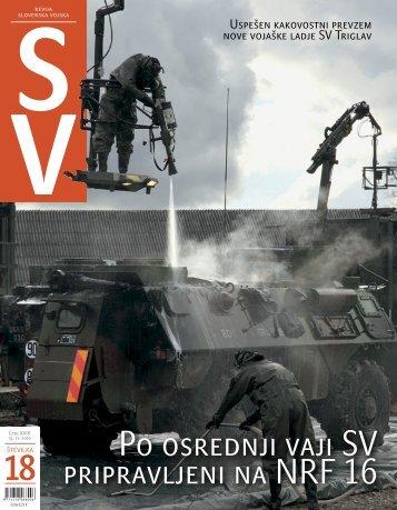 Po osrednji vaji SV - Ministrstvo za obrambo