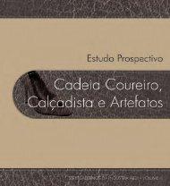 Cadeia Coureiro, Calçadista e Artefatos - Sistema Moda Brasil