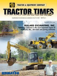 AL/FL - TEC Tractor Times