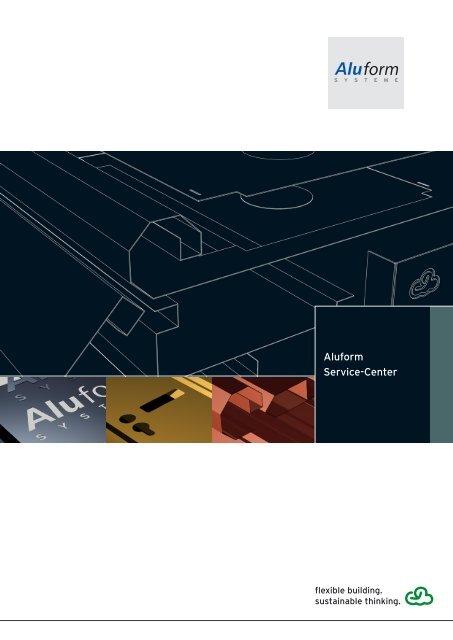 Aluform Service-Center - Aluform System GmbH & Co. KG