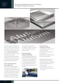 Aluform Service-Center - Aluform System GmbH & Co. KG - Seite 2