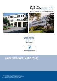 Luzerner Psychiatrie Schafmattstrasse 1 4915 St. Urban www.lups ...