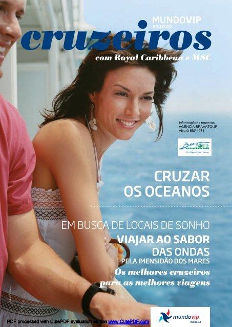 CRUZAR OS OCEANOS - Bravatour
