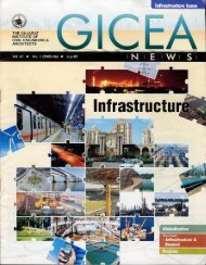GICEA News, July