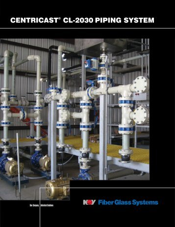 CENTRICAST® CL-2030 PIPING SYSTEM - Corrosion Fluid Products