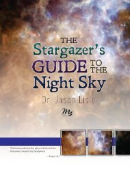 stargazers front matter 1st.indd - Answers in Genesis