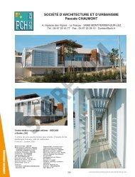 Étanchéité - L'Architecture