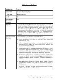 IC2110-Integrative Engineering Project - The Hong Kong ...