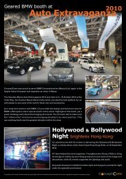 Hollywood & Bollywood Night 2010 - Concept Communications