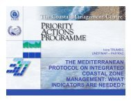 the mediterranean protocol on integrated coastal zone management
