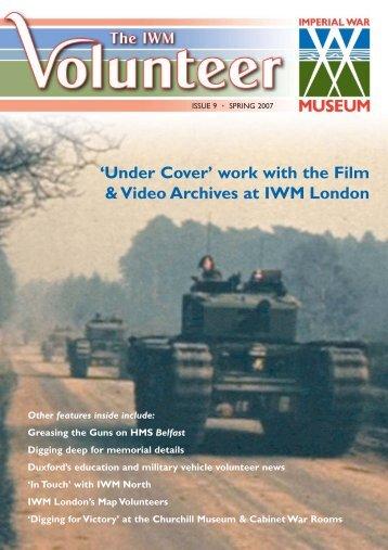 IWM Volunteer Iss9 4.07 - Imperial War Museum