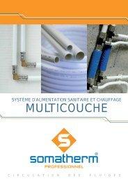 Brochure multicouche SomaPRO - Somatherm