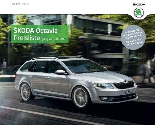 ŠKODA Octavia - J.H. Keller AG