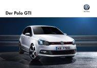 VW Polo GTI Katalog - Volkswagen AG
