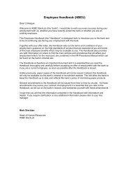 Employee Handbook - HSBC careers site