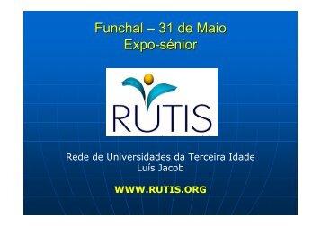 Funchal – 31 de Maio Expo-sénior - Socialgest