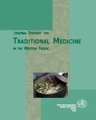 Download pdf, 315kb - WHO Western Pacific Region - World Health ...