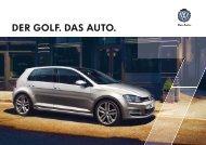 Katalog zum Golf - Volkswagen AG