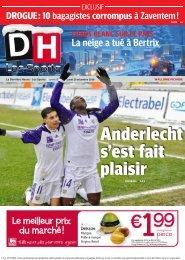 Anderlecht s'est fait plaisir - IPM