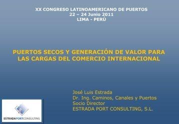 puertos secos y generación de valor para las cargas del comercio ...