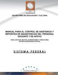 NORMATIVIDAD APLICABLE PARA: - Secretaría de Educación y ...