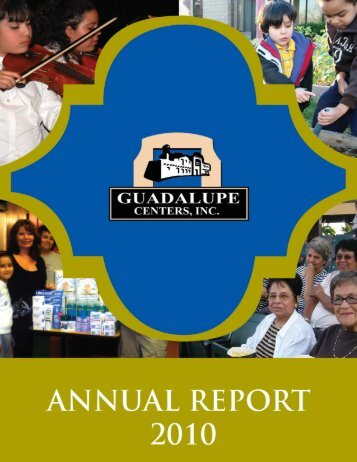Total - Guadalupe Centers, Inc.