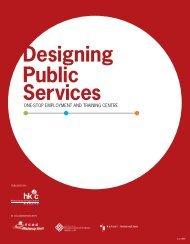Designing Public Services - Hong Kong Design Centre