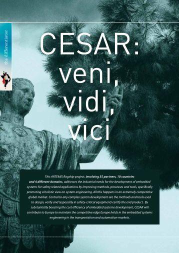 interview - Cesar