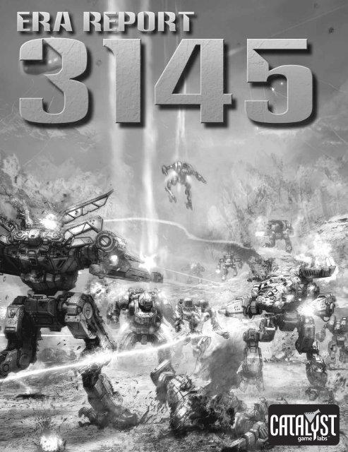 Manual battletech pdf field 3145