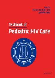 Руководство по оказанию помощи ВИЧ-инфицированным детям