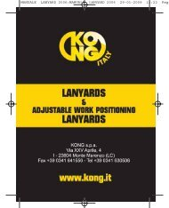 Lanyards - Kong