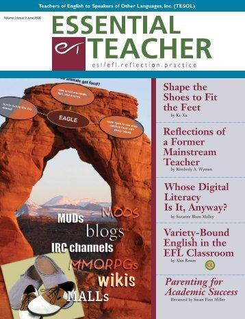 Full Issue (PDF) - TESOL