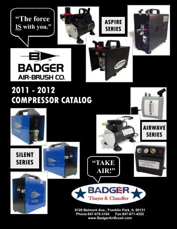 2011 - 2012 COMPRESSOR CATALOG - Take Air