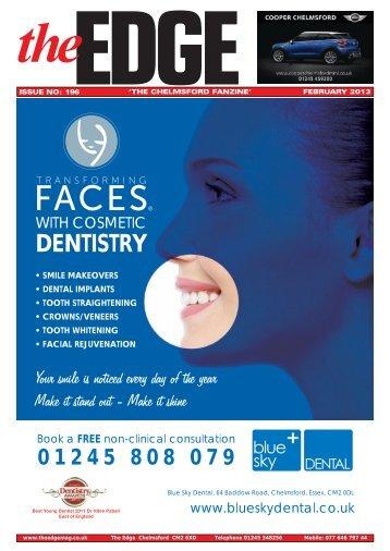 Read February's The Edge as a PDF - The Edge Magazine