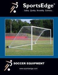SportsEdge Soccer Goals