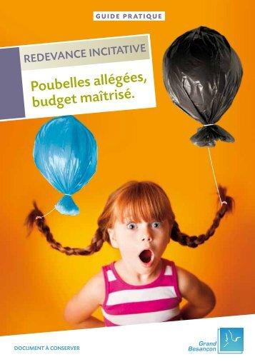 poubelles allégées, budget maîtrisé. - Commune de Pelousey