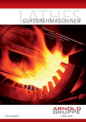 Drehmaschinen 2012.indd - Arnold Gruppe