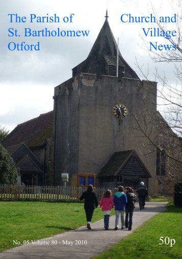 services at the parish church - Otford.info