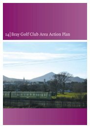 14|Bray Golf Club Area Action Plan - Wicklow.ie