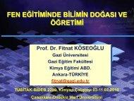 Halil Tümay - Çanakkale Onsekiz Mart Üniversitesi