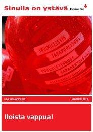 SOY, huhtikuu 2012 - RedNet