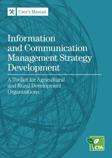 Information and Communication Management ... - CTA Publishing