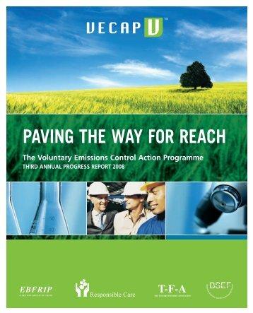 Annual Progress Report 2008 - VECAP
