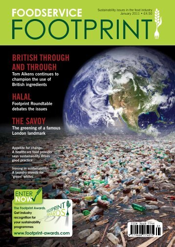 Download Foodservice Footprint Issue 9 - January 2011