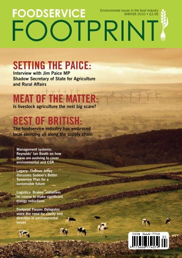 Download Foodservice Foorprint Winter 2010 - Foodservice Footprint